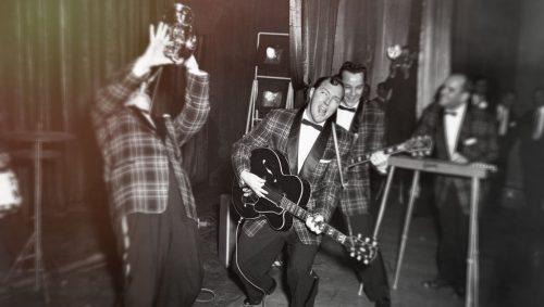 Y nació el rock 'n' roll