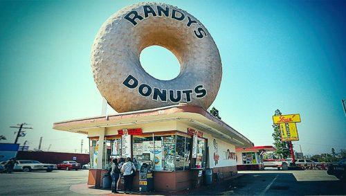 ¿Apetece un donut?