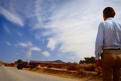 El rey Spielberg viajaba sobre ruedas