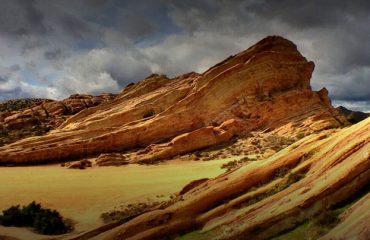 La roca extraterrestre de California